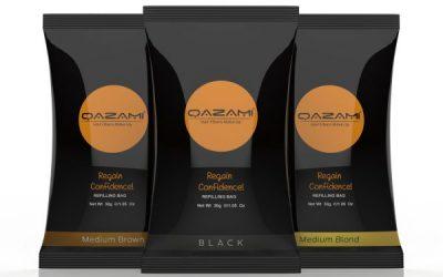 Qazami refilling bags