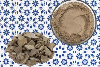 Гасул: мароканска глина за нежно измиване на косата